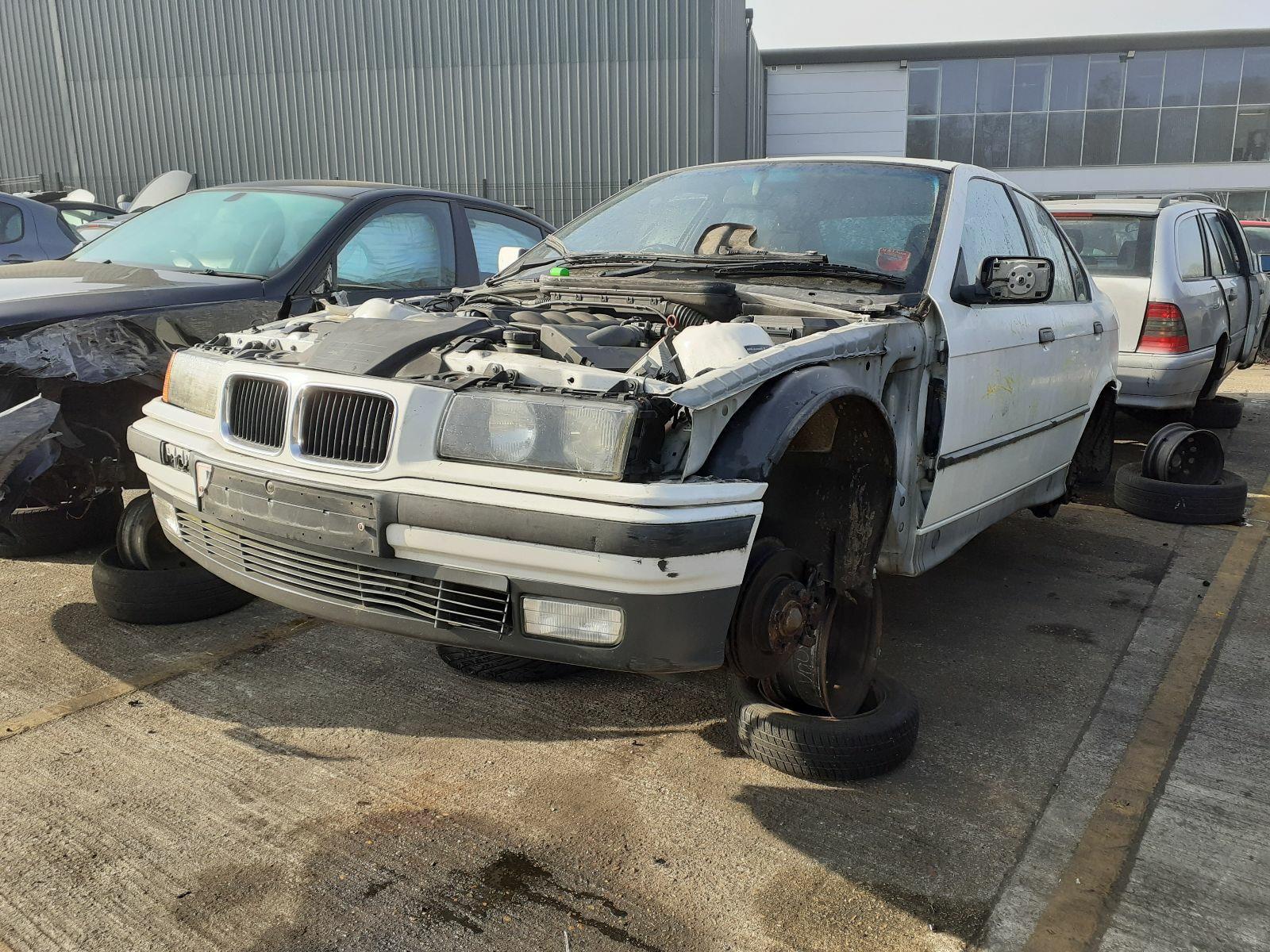BMW 3 Series 1991 To 1998 320i SE 4 Door Saloon
