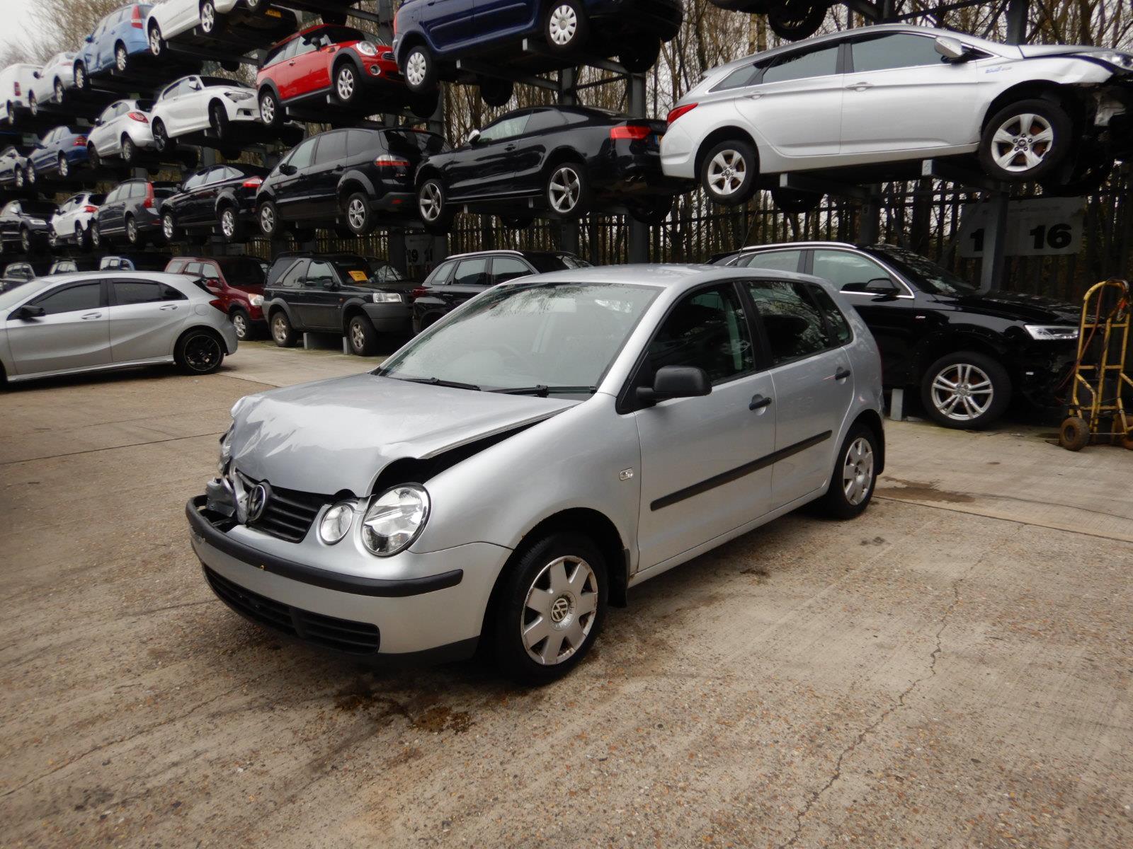 Volkswagen Polo 2002 To 2005 Twist TDi 5 Door Hatchback