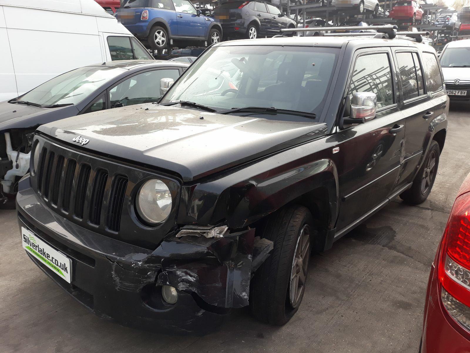 Jeep Patriot 2007 To 2011 Limited CRD 5 Door 4x4