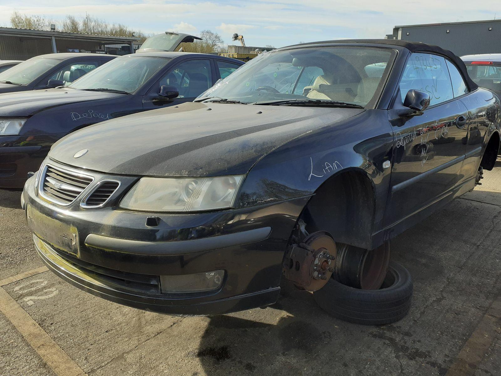 Saab 9-3 2003 To 2007 Vector 2 Door Cabriolet