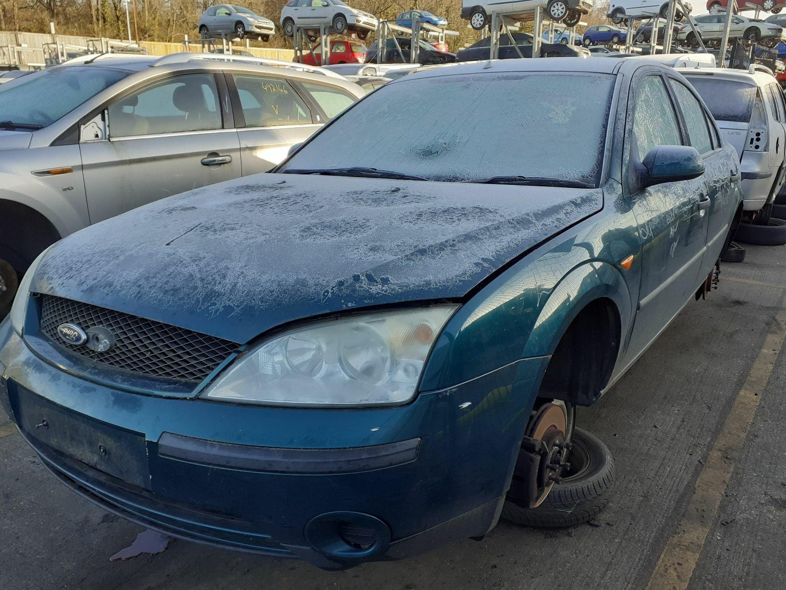 Ford Mondeo 2001 To 2003 LX 5 Door Hatchback
