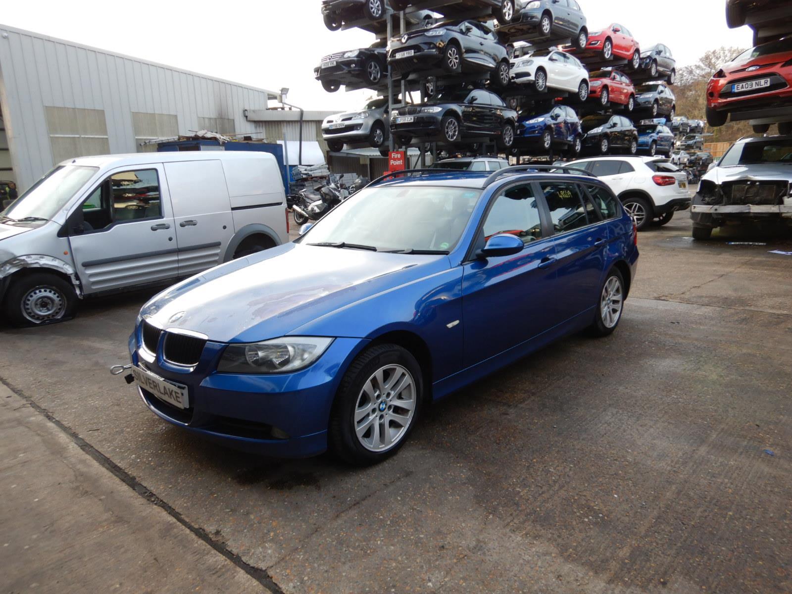 BMW 3 Series 2005 To 2010 320d SE 5 Door Estate