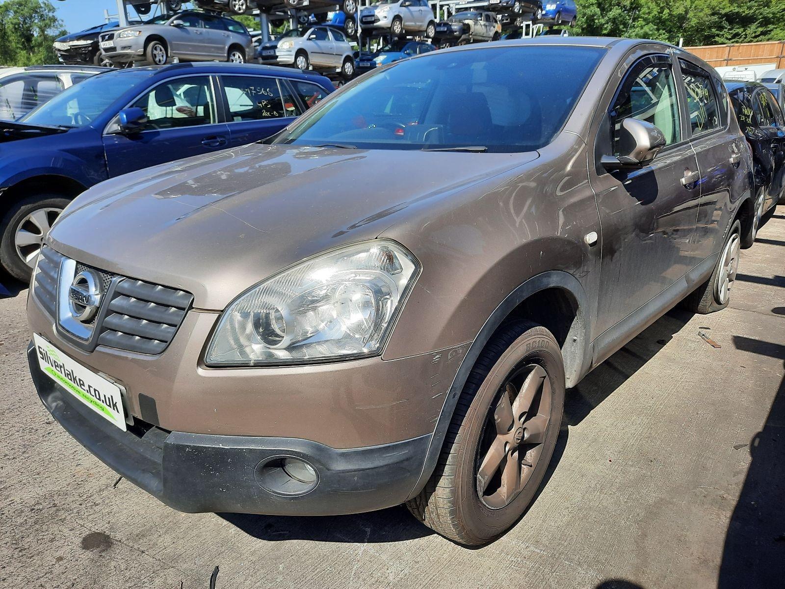 Nissan Qashqai 2007 To 2010 Acenta 5 Door Hatchback