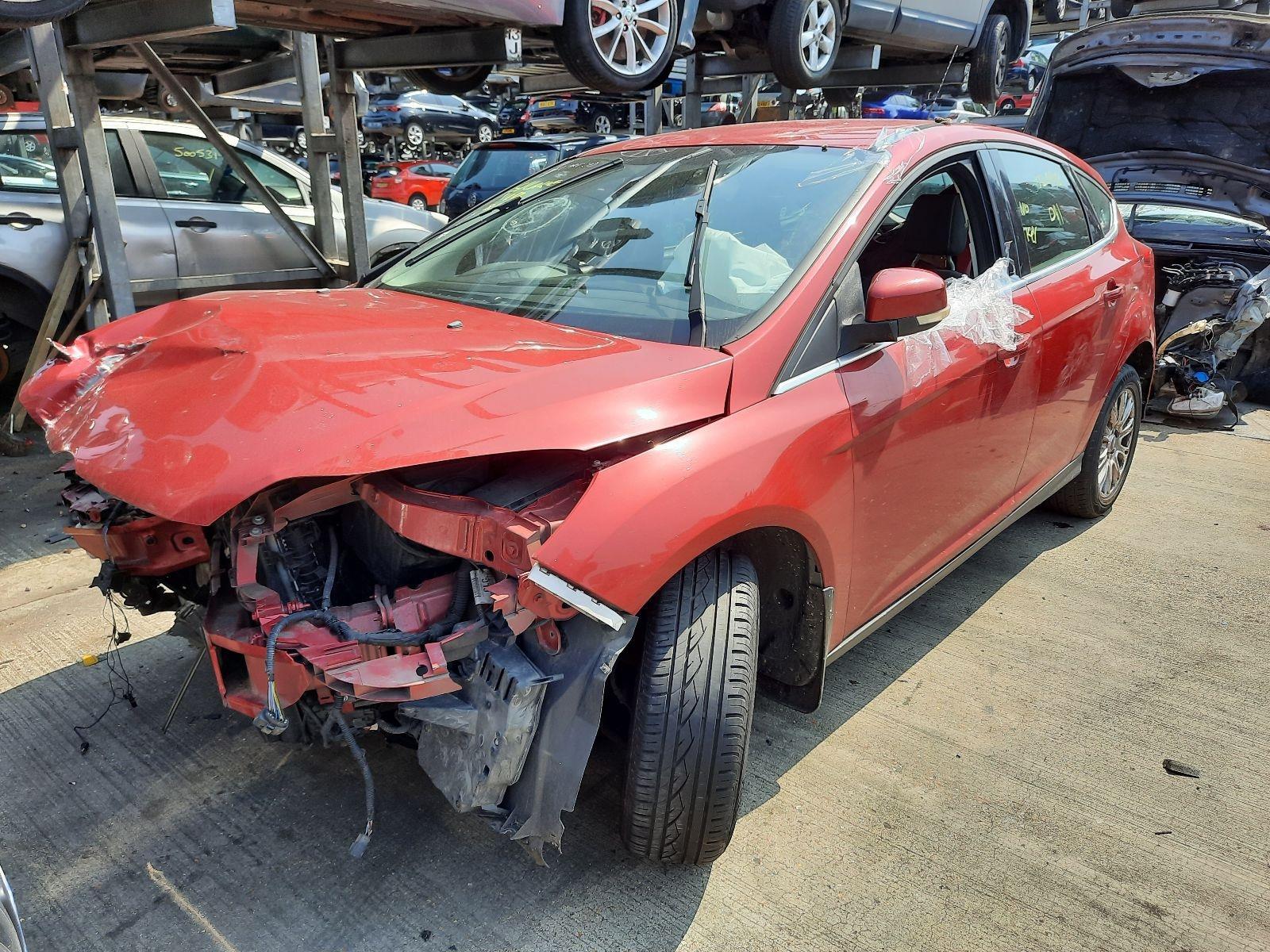 Ford Focus 2011 To 2014 Titanium 5 Door Hatchback
