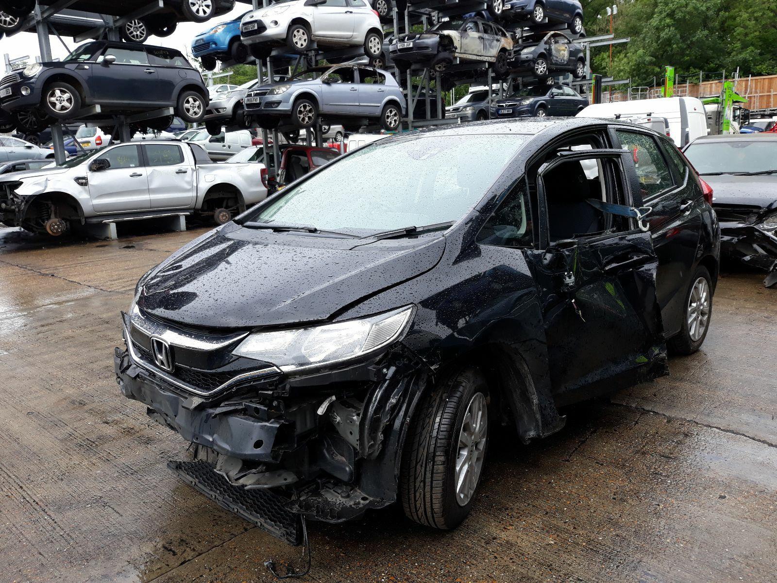 Honda Jazz 2015 On SE Navi i-VTEC 5 Door Hatchback