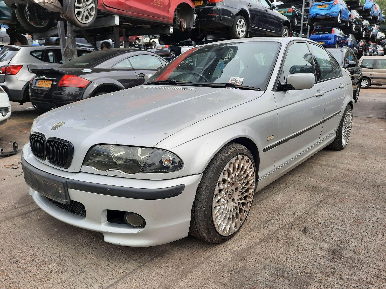 BMW 3 Series 1998 To 2005 330 D SE 4 Door Saloon