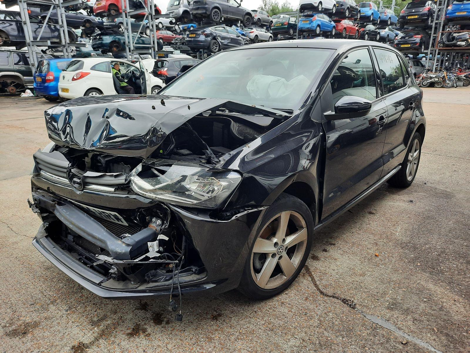 Volkswagen Polo 2014 On SEL TSI BMT 5 Door Hatchback