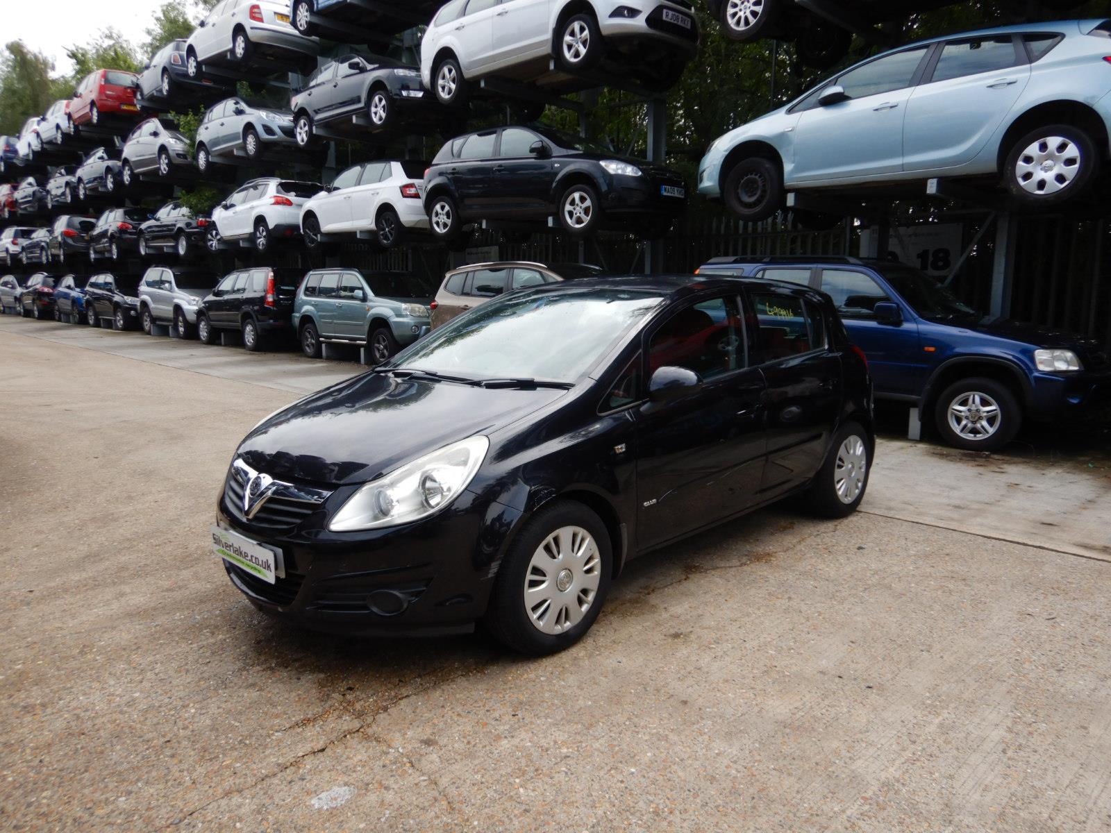 Vauxhall Corsa 2007 To 2011 Club A/C 5 Door Hatchback