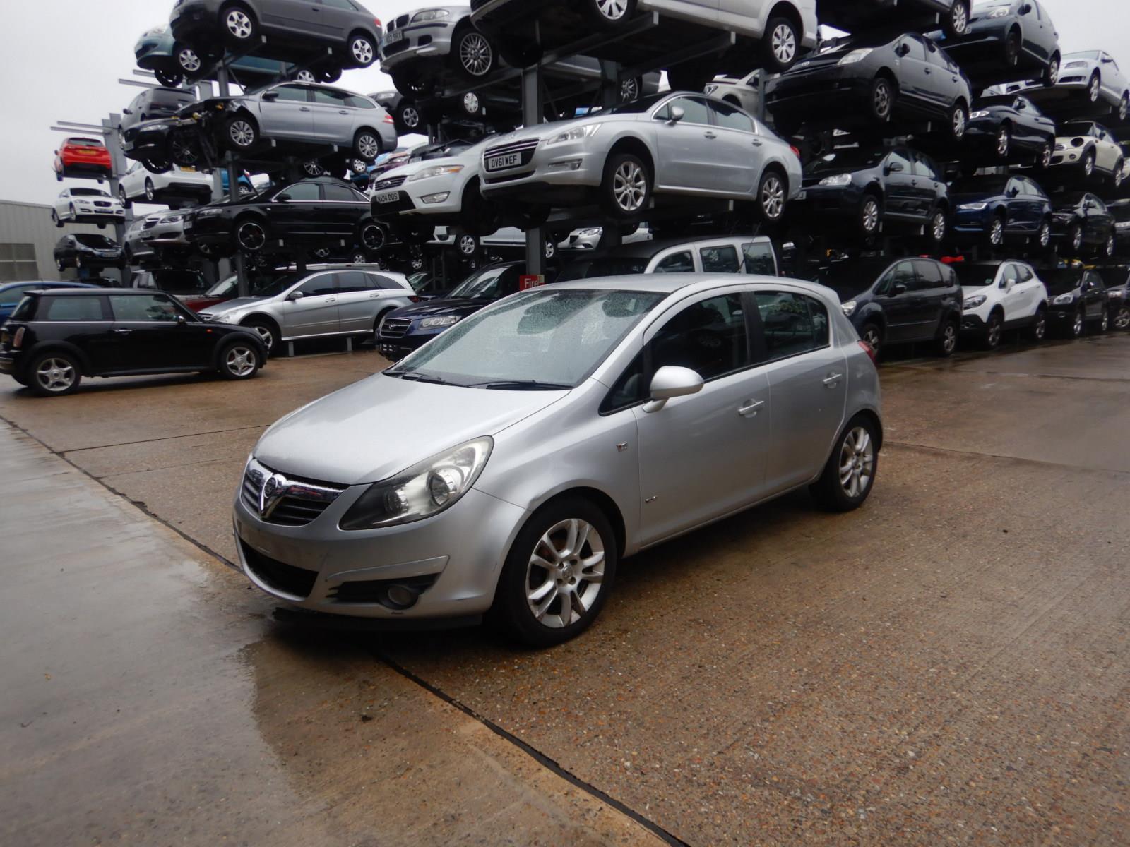 Vauxhall Corsa 2007 To 2011 SXi A/C 5 Door Hatchback