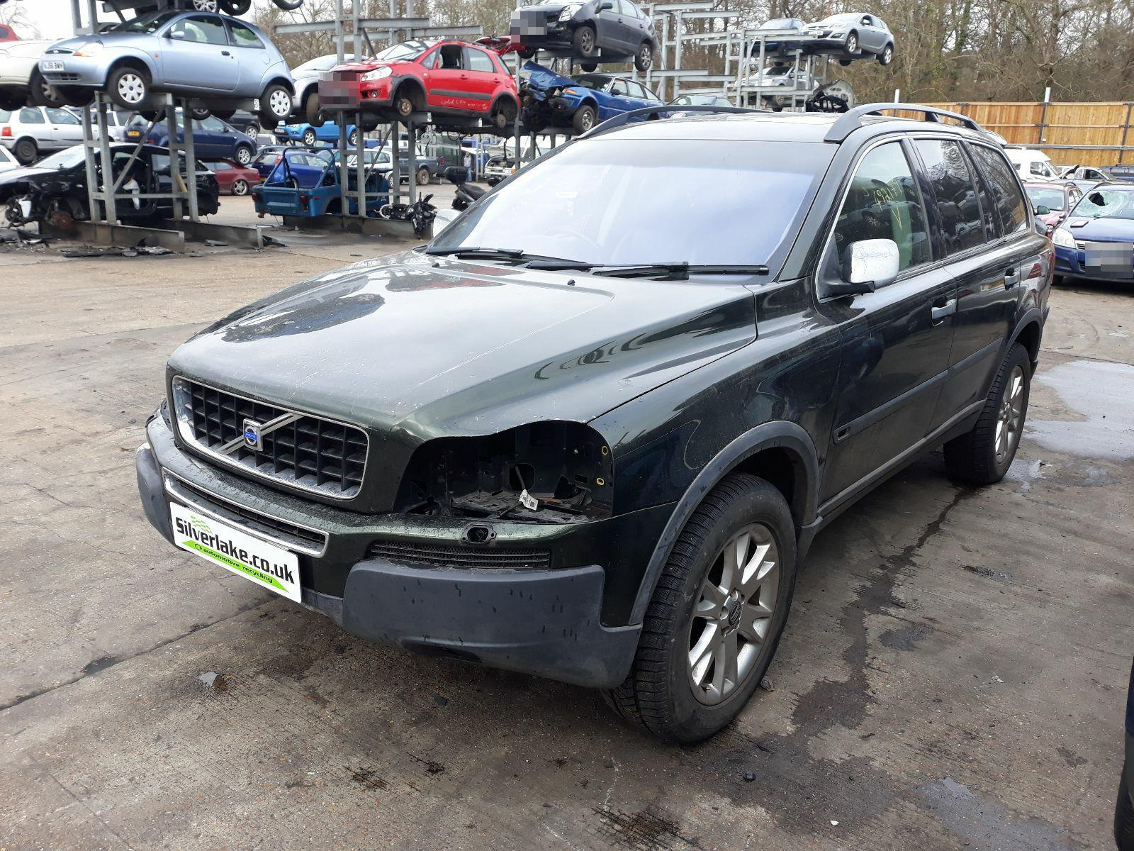 Volvo XC90 2002 To 2006 SE D5 5 Door Estate