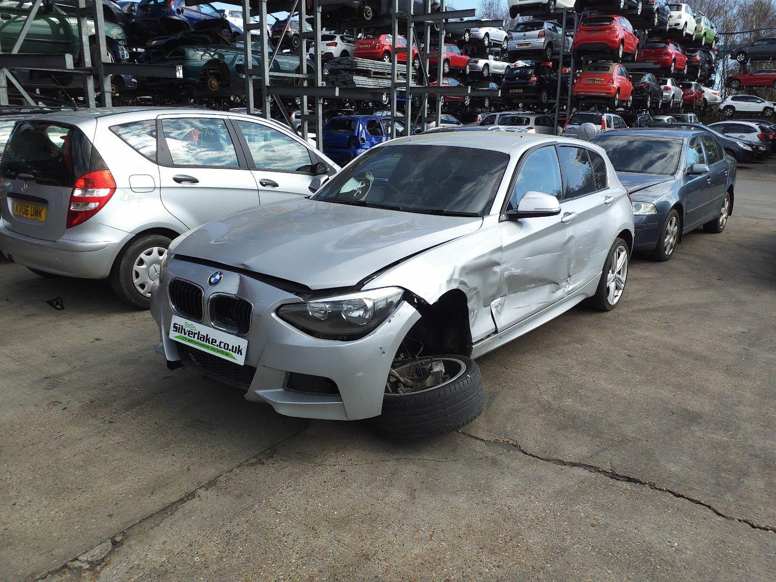 BMW 1 Series 2011 To 2015 116i M Sport 5 Door Hatchback