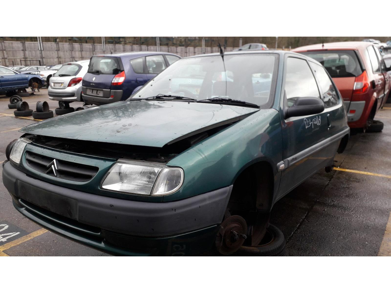 Citroen Saxo 1996 To 1999 East Coast 3 Door Hatchback