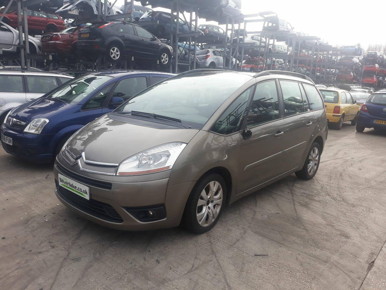 Citroen Grand C4 Picasso 2007 To 2013 VTR+ HDi M.P.V.