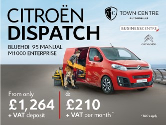 Citreon dispatch