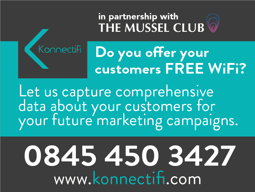 FREE WiFi is the way forward. It keeps your customers happy, and it keeps your business happy.  Let us capture comprehensive data about your customers for your future marketing campaigns.   Call 0845 450 3427.