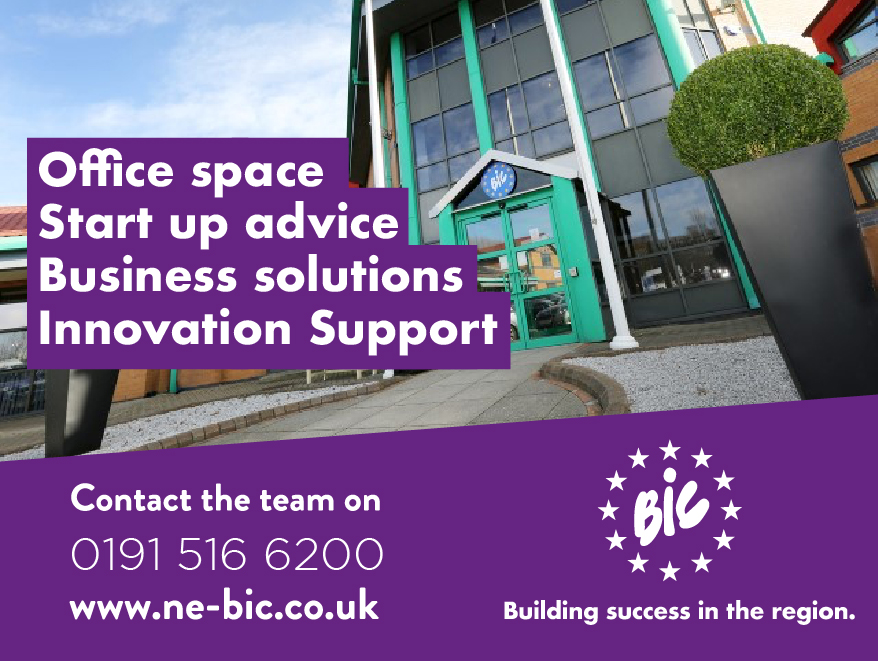The BIC offers a variety of services to suit all business needs. Get in contact today on 0191 516 6200.