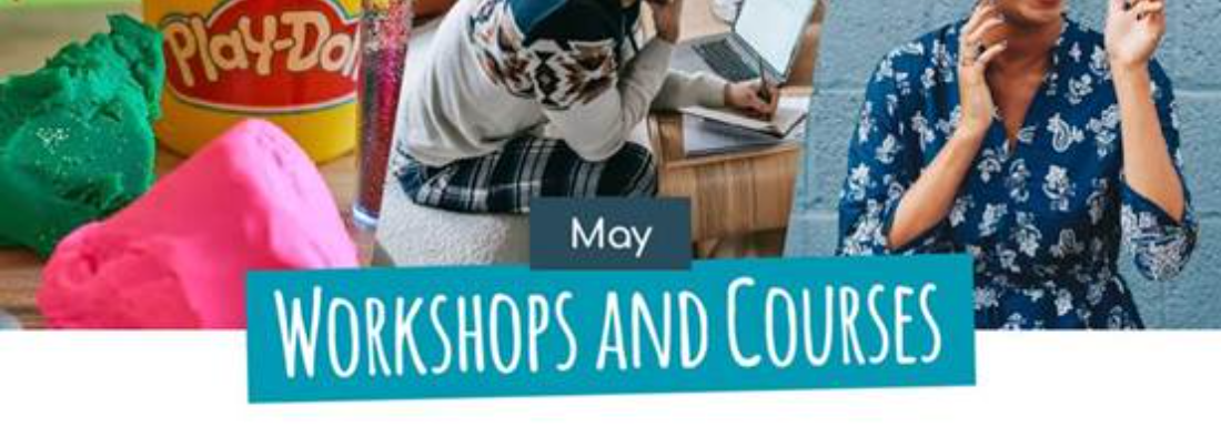 Free Community Learning Workshops & Courses in May