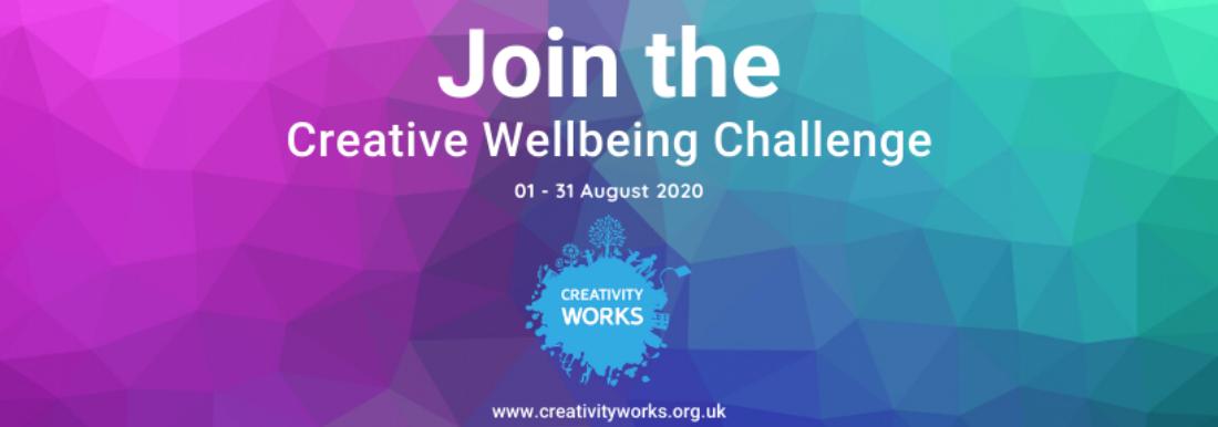 Summer Creative Wellbeing Challenge