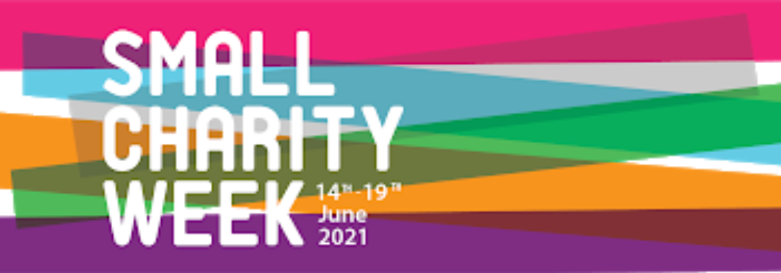 Get Involved in Small Charity Week 14th - 19th June 2021