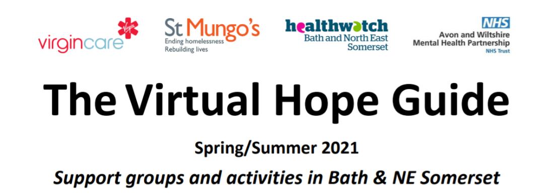 Virtual Hope Guide - Spring/Summer 2021