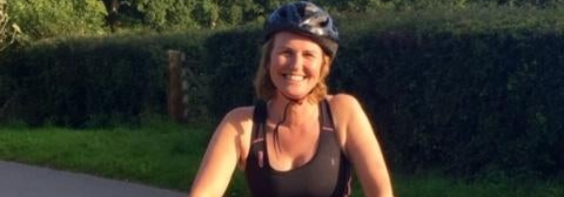 Sea to sea challenge is here - Jayne Secker