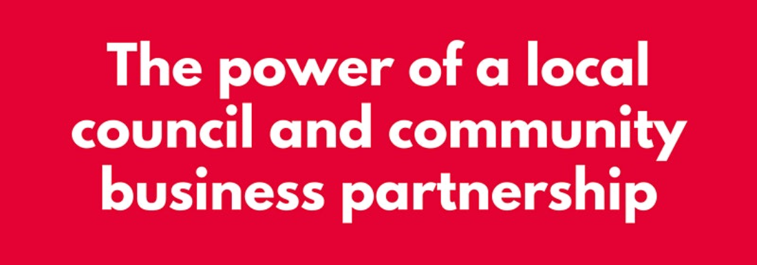 Event: The power of a local council and community business partnership (29.4.2021 @ 12.00)