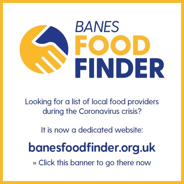 BANES Food Finder - New Website Banner - banesfoodfinder.org.uk