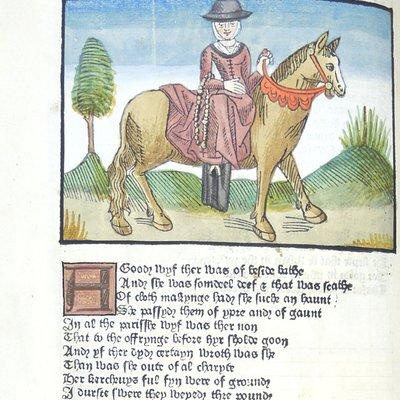 Caxton's Chaucer