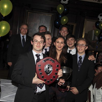 Tennis win Mixed Team of the Year