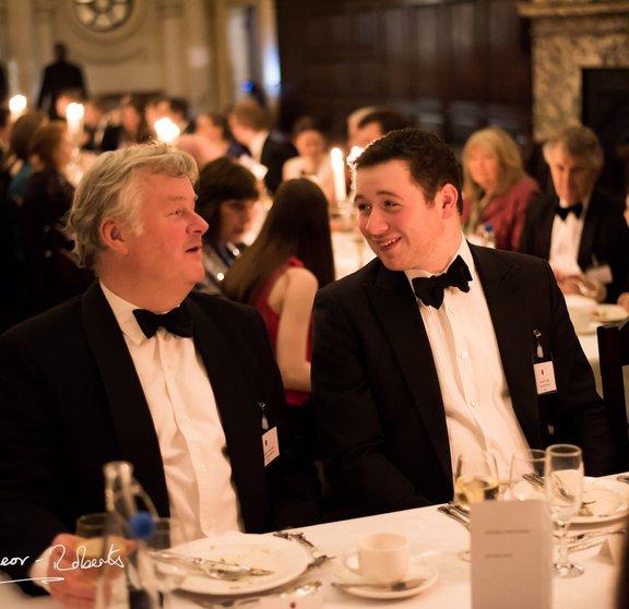 Russell Society Dinner 2017