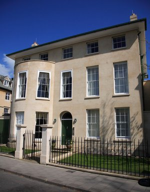 20 St Giles Alumni House
