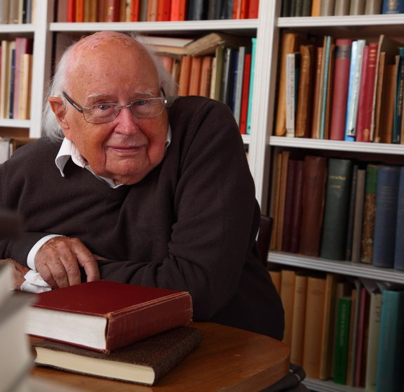 Professor Donald Russell 2013