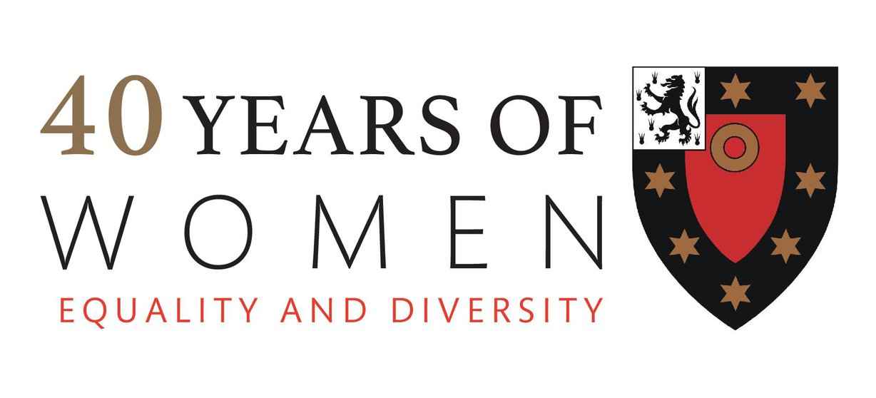 40 Years of Women Logo