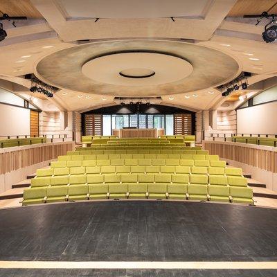 Auditorium April 2018