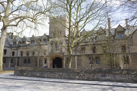 College from St Giles