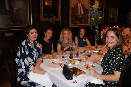 Gaudy Dinner June 2017