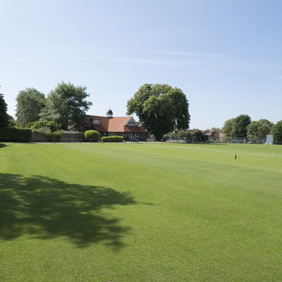 Sports Ground and Pavilion