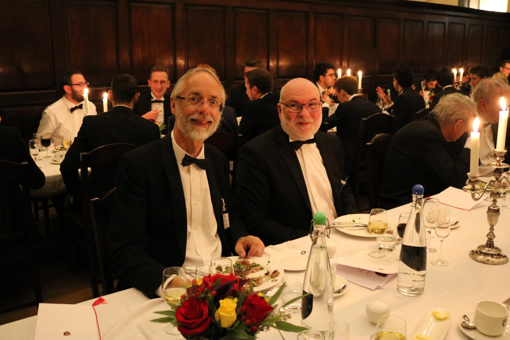 Inaugural History Dinner
