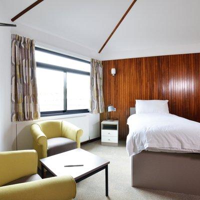 Beehive bedroom Sept 17