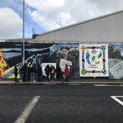 Belfast Trip 2017