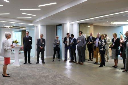 Benefactors' Reception April 2018