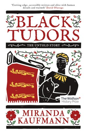 Front cover of 'Black Tudors'
