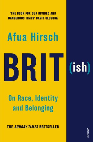Front cover of 'Brit(ish)'