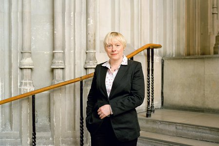 Angela Eagle - 2000 women portrait