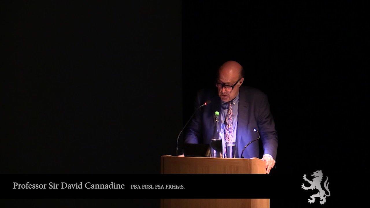 Professor Sir David Cannadine