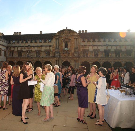 Alumni Women's Networking Dinner