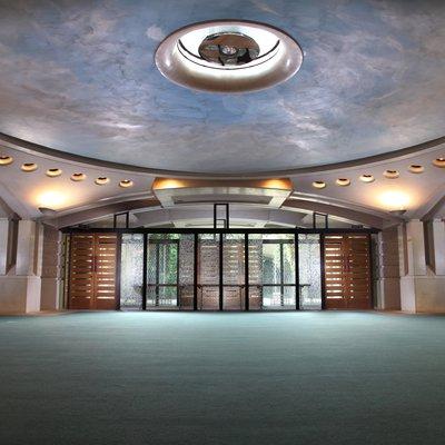Garden Quad Reception Room