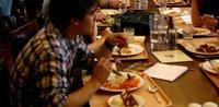 Hall dining
