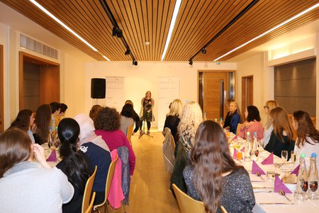 Women's Network launch 1 Nov 17
