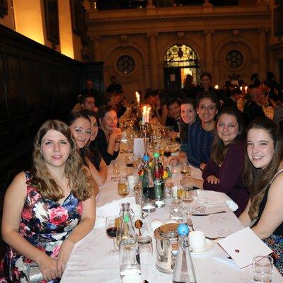 College Society Dinner 2018